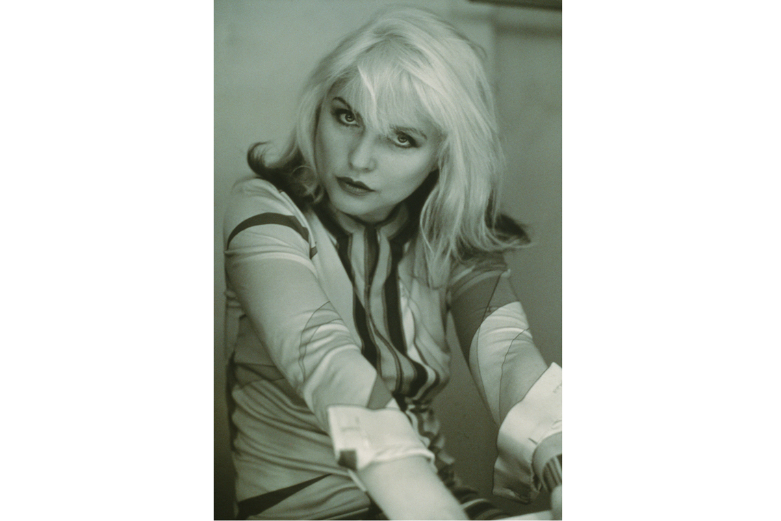 Blondie Iconic Photography by Michel Haddi 14