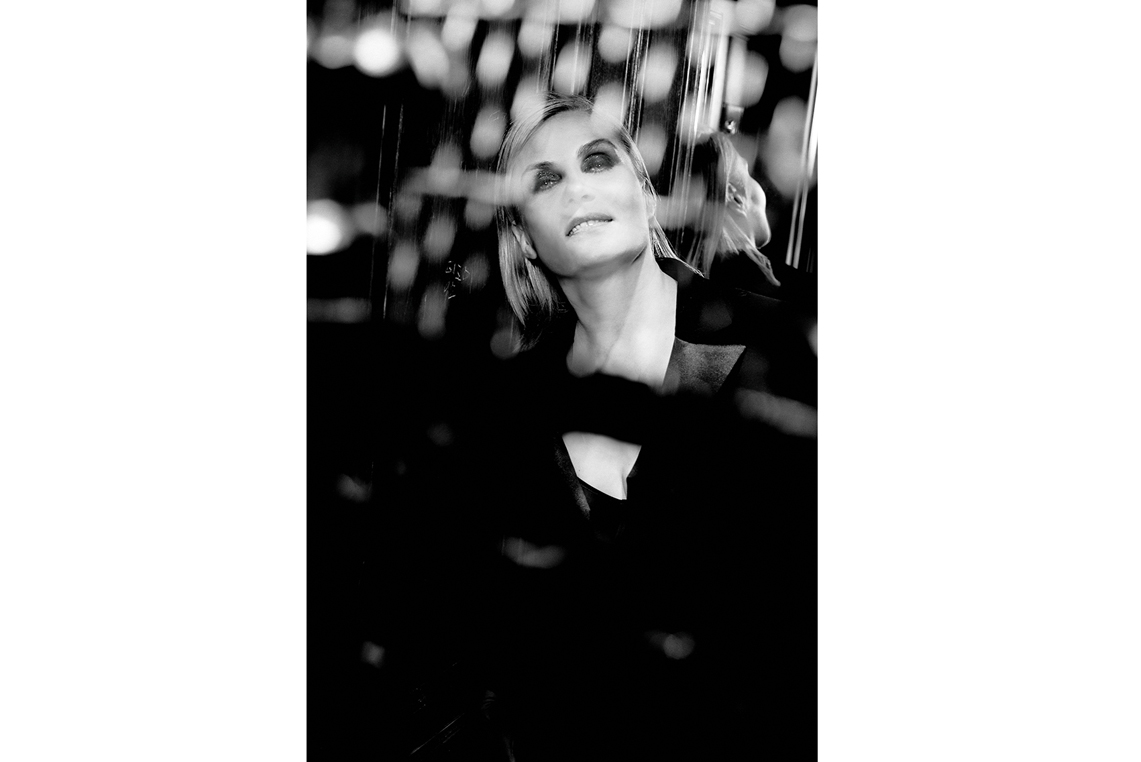 Emmanuelle Seigner - The Collective Iconic Photography by Michel Haddi 13